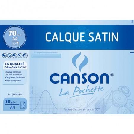 CAN P/12 FEUIL CALQ 90G 24X32 C200002772