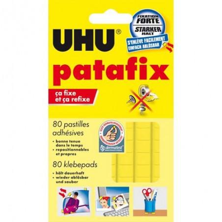 UHU E/6 PAST PATAFIX GOM ADHE 50140