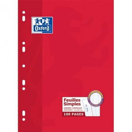 OXF E/100C SIMPLE A4 SEYES 100105664