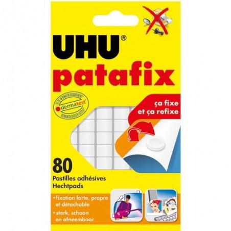 UHU E/6 PAST PATAFIX BLANCHE 042620
