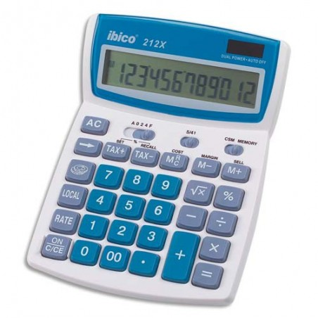 IBC CALCULATRICE 210X IB410079