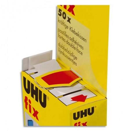 UHU P/50 PASTI ADH DBL FCE PREDEC 48805