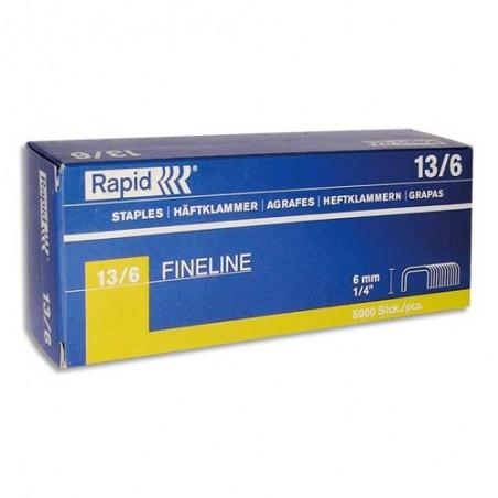 RAP B/5000 AGRAFES 13/6 11830700