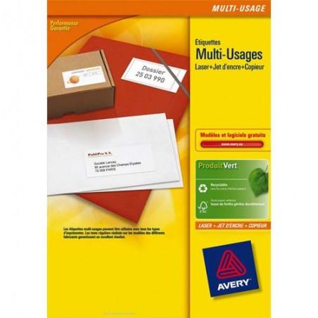 AVE B/1600 ETQ MULTIUSAG 105X37 3484-100