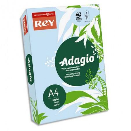 INA R/500F ADAG A4 80G BLEU PA 8001550