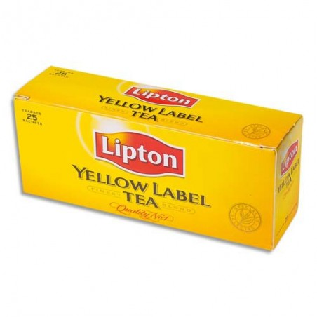 LPT B/ 25 SACH THE LIPTON YELLOW 8017486