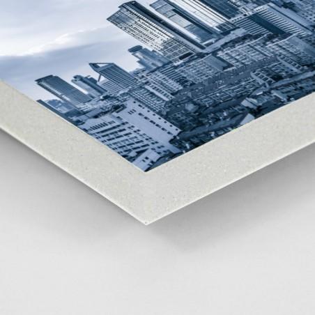 Impression sur carton-plume 10mm