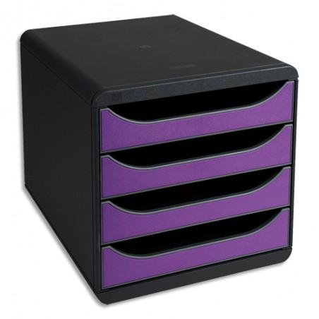 EXA MODUL BIG BOX 4T NOIR/VIOLET 310720D