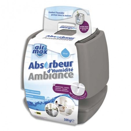 AMX ABSORBEUR HUMIDITE 500G G/TAU 48160