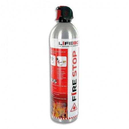 LFX AEROSOL FIRE STOP 600CC AEROSOL01