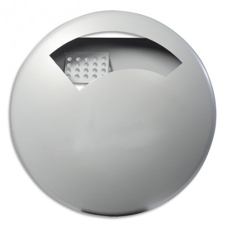 ROS CENDRIER MURAL DISCO 0.5L GMET 58628