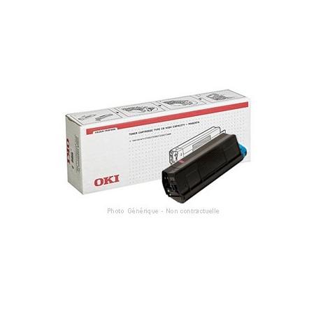 OKI CART TONER NOIR 43502302