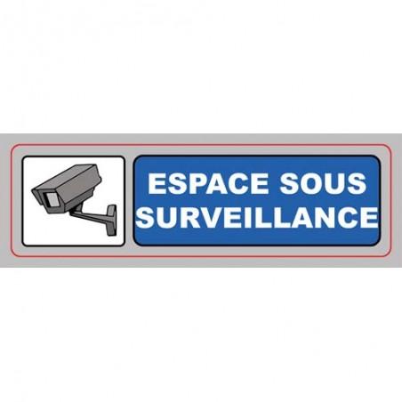 VIS PLAQUE SIGNALQ SOUS SURVEILLANCE S39