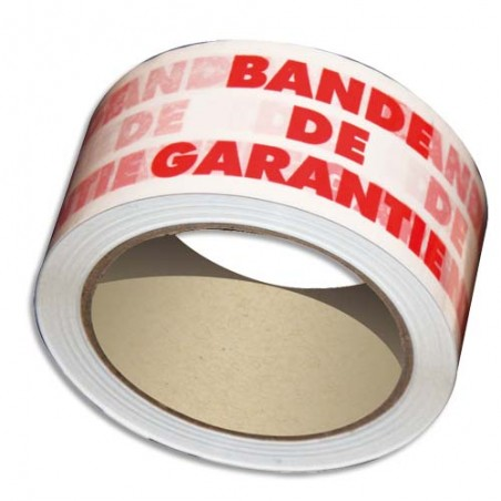 EMB ADH BANDE GARANTIE 48X100 BLC 401134