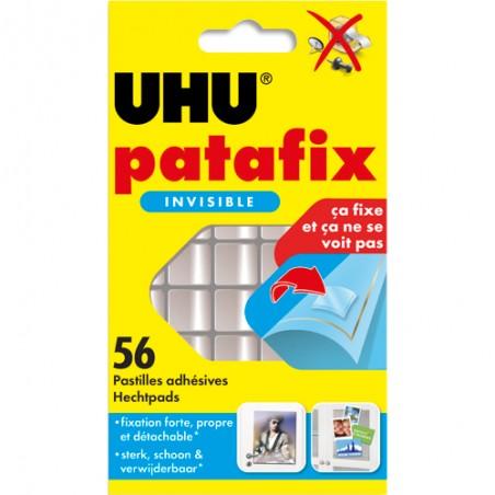 UHU E/56 PATAFIX TRSP 37280