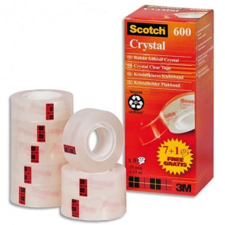 SCO T/8 RUBAN CRISTAL 19X33 BP548 BP548