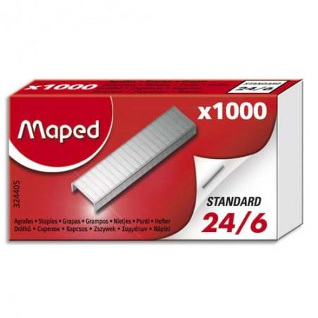 RAP B/1000 AGRAFES 24/8 24858500