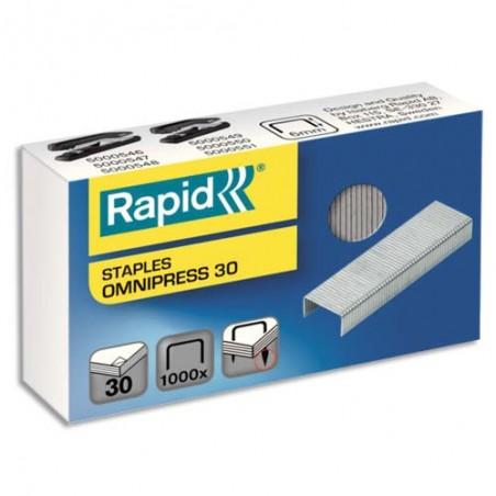 RAP B/1000 AGRAFES OMNIPRESS 30 5000559