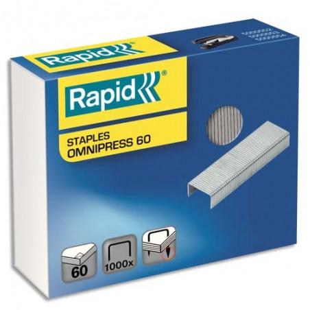 RAP B/1000 AGRAFES OMNIPRESS 60 5000561