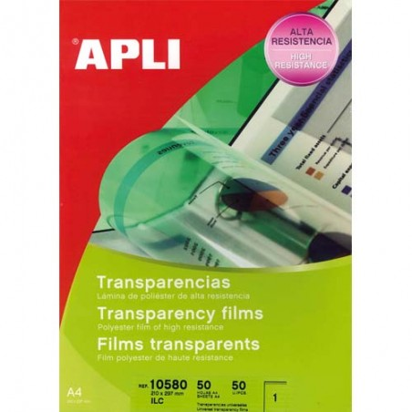 APL B/50 TRS PHTCOP/JE/LASER 10580