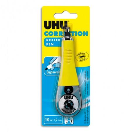 UHU ROLLER CORR PEN 4.2MMX10M 35380