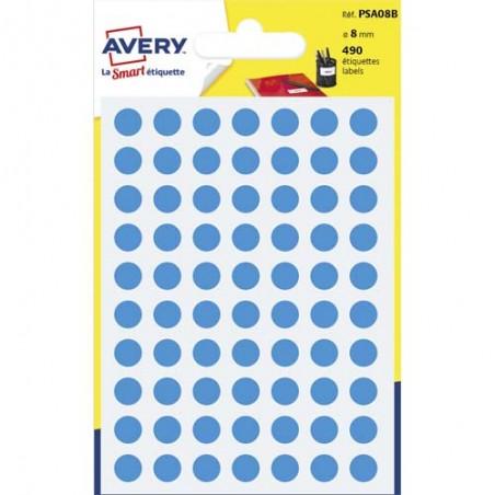 AVE S/490 PASTILLES D8MM BL PSA08B