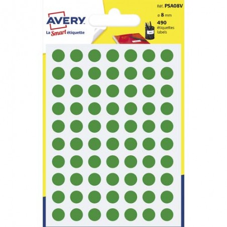 AVE S/490 PASTILLES D8MM VT PSA08V