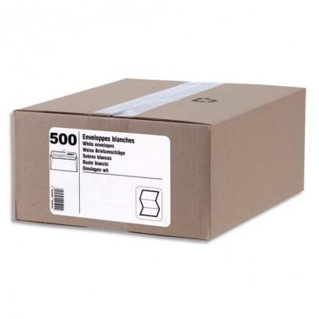 1ER B/500 ENV 80G DL F45 AUTO ADHESIVE