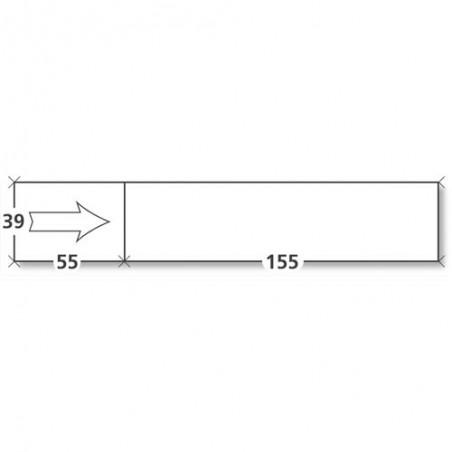 1ER B/1000 ETIQ AFFR 1F 155X39 5218