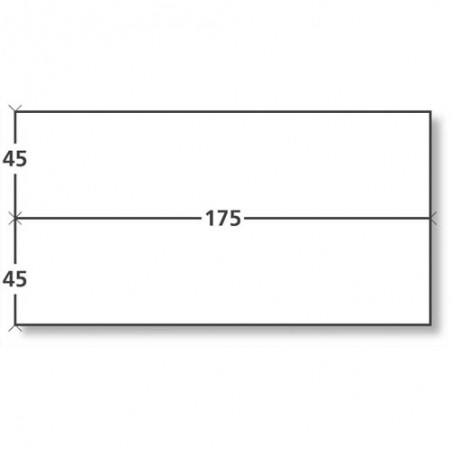 1ER B/1000 ETIQ AFFR 2F 175X45 5222