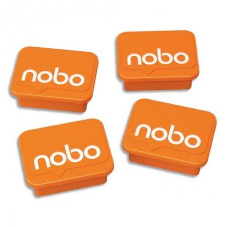 NBO P/4 AIMANTS TABL BLC ORANG 1905327