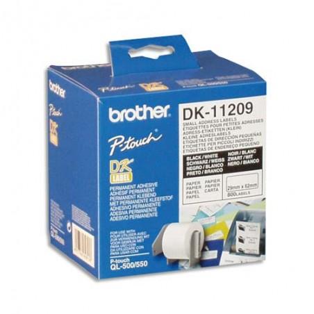 BRO R/800 ETIQ PR QL DK11209