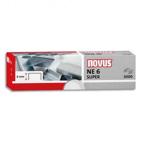 NOV B/5000 AGRAFES NE6 042-0001