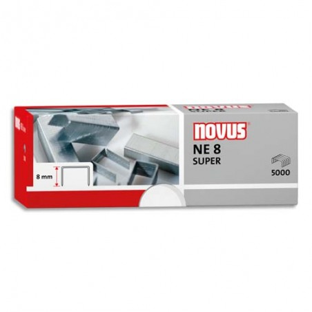 NOV B/5000 AGRAFES NE8 042-0002