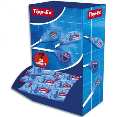TIP PACK 15+5 ROLR COR PCKET MSE 935587