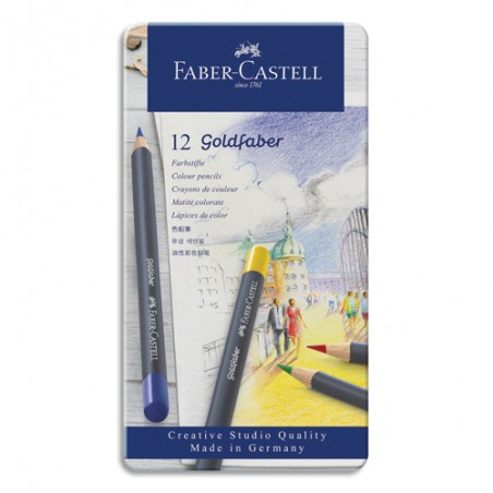 FAB ET/12 CRAY COUL GOLDFABER ASS 114712