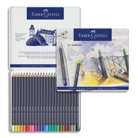 FAB ET/24 CRAY COUL GOLDFABER ASS 114724