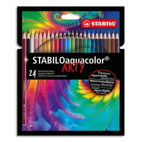 STA E/24 CC AQUACOLOR ARTY ASS 1624/1-20
