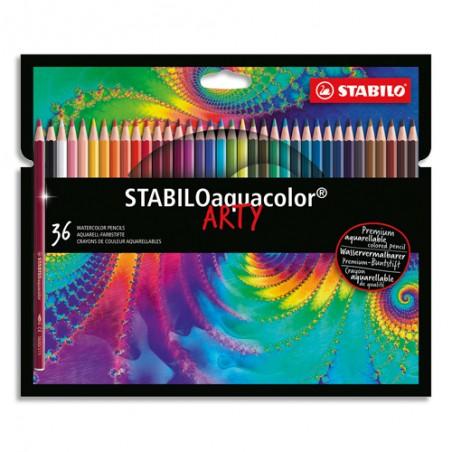STA E/36 CC AQUACOLOR ARTY ASS 1636-1-20