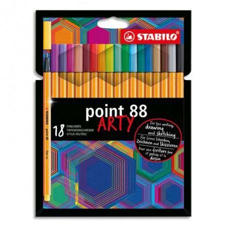 STA E/18 FEUTR POINT 88 ASS 8818/1-20