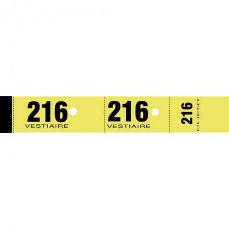 ELV BLOC VESTIAIRE 3X20CM J 263