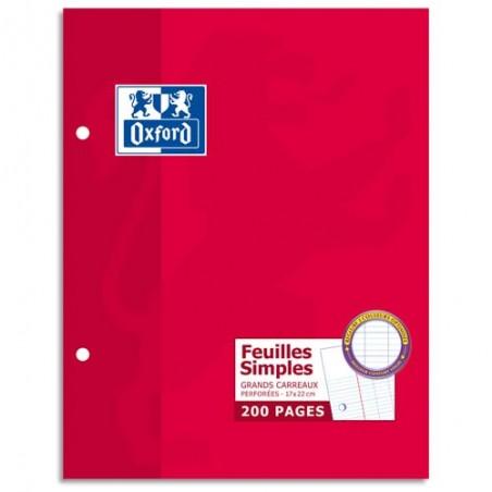 OXF E/200C SIMPLE 17X22 SEYES 100102651