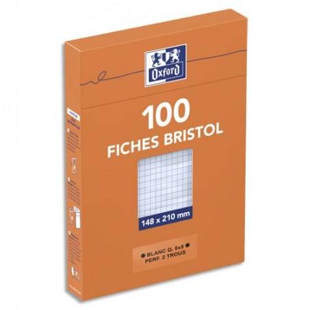 OXF B/100 BRIST PERF A5 5X5BLC 100104874