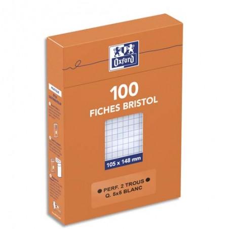 OXF B/100 BRIST PERFO A6 5X5 100101713