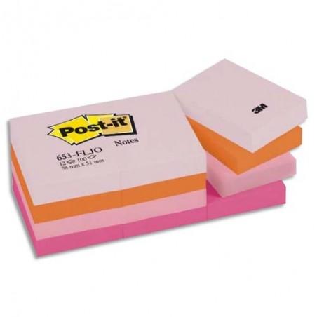 POS L/12 BLOC PLAISIR 38X51MM BP753