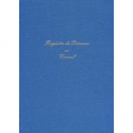 ELV REGISTRE PRESENCE CONSEIL 104P 41001
