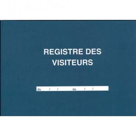 ELV REGISTRE DES VISITEURS 96P 43001