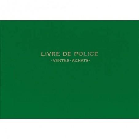 ELV REGISTRE DE POLICE 200P 14172