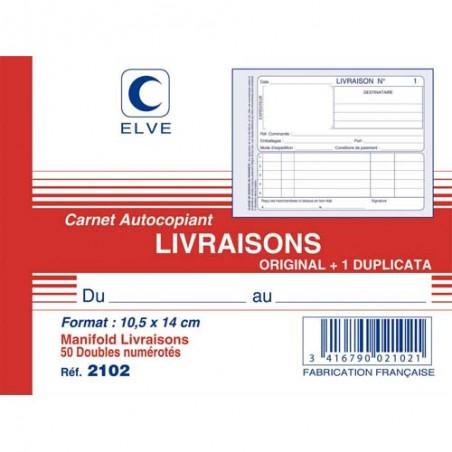 ELV CARN LIVRAISON ATCP 50/2 2102