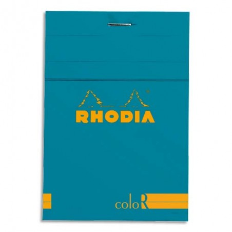 RHO BLOC COLOR 85X120 140P TURQUOI 12967